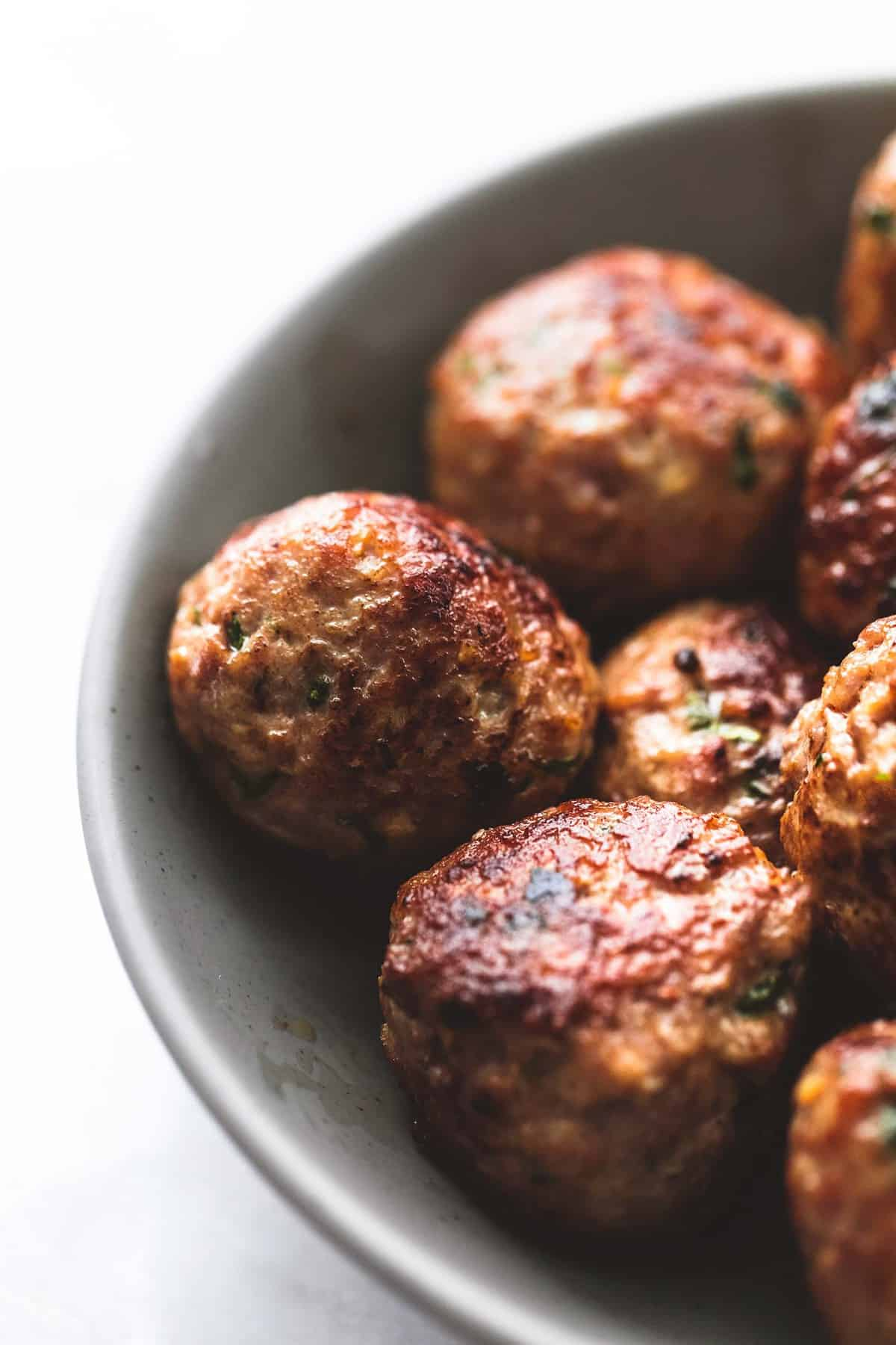 Easy Pork Banh Mi Bowls dinner recipe | lecremedelacrumb.com