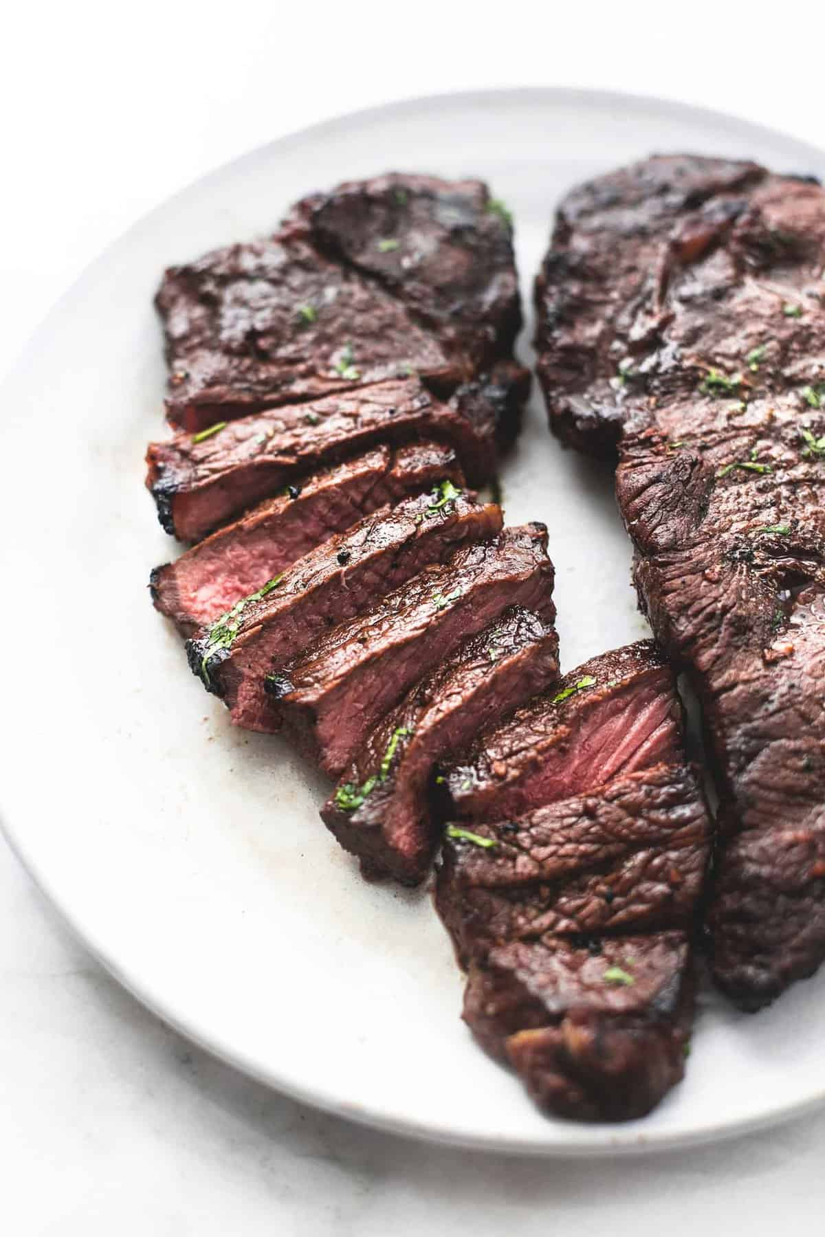 Beste Quick Steak Marinade | lecremedelacrumb.com