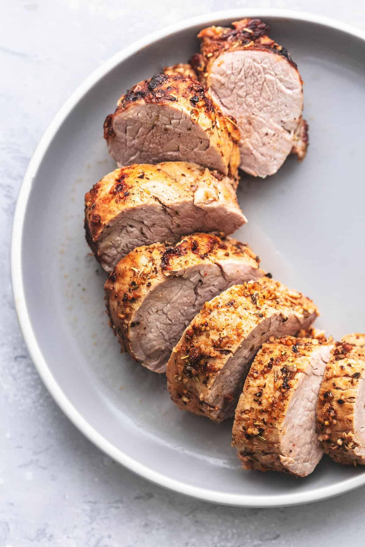 Best Quick Pork Marinade einfach Schweinefilet Abendessen Rezept | lecremedelacrumb.com