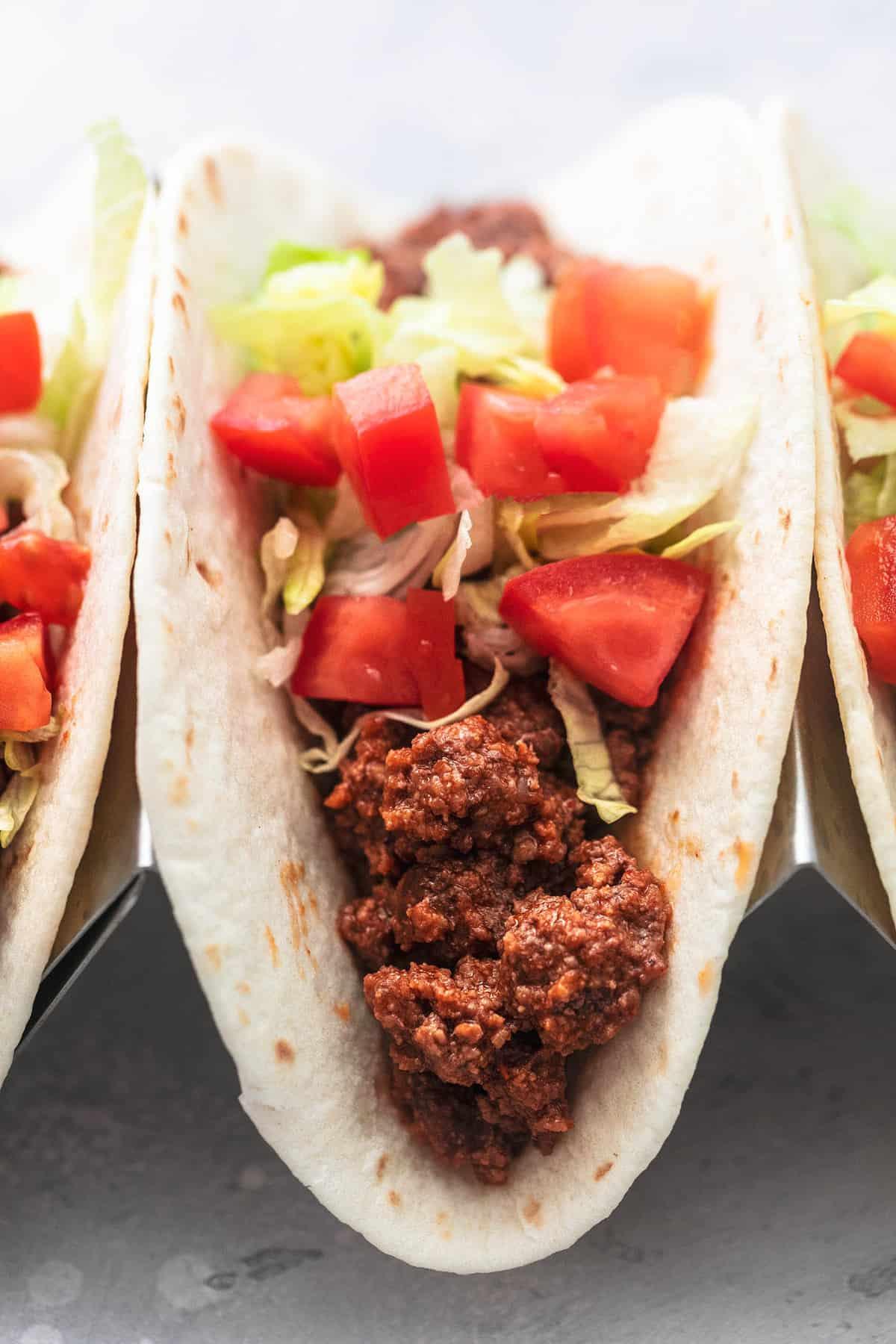 Das beste Hackfleisch-Tacos-Rezept aller Zeiten lecremedelacrumb.com