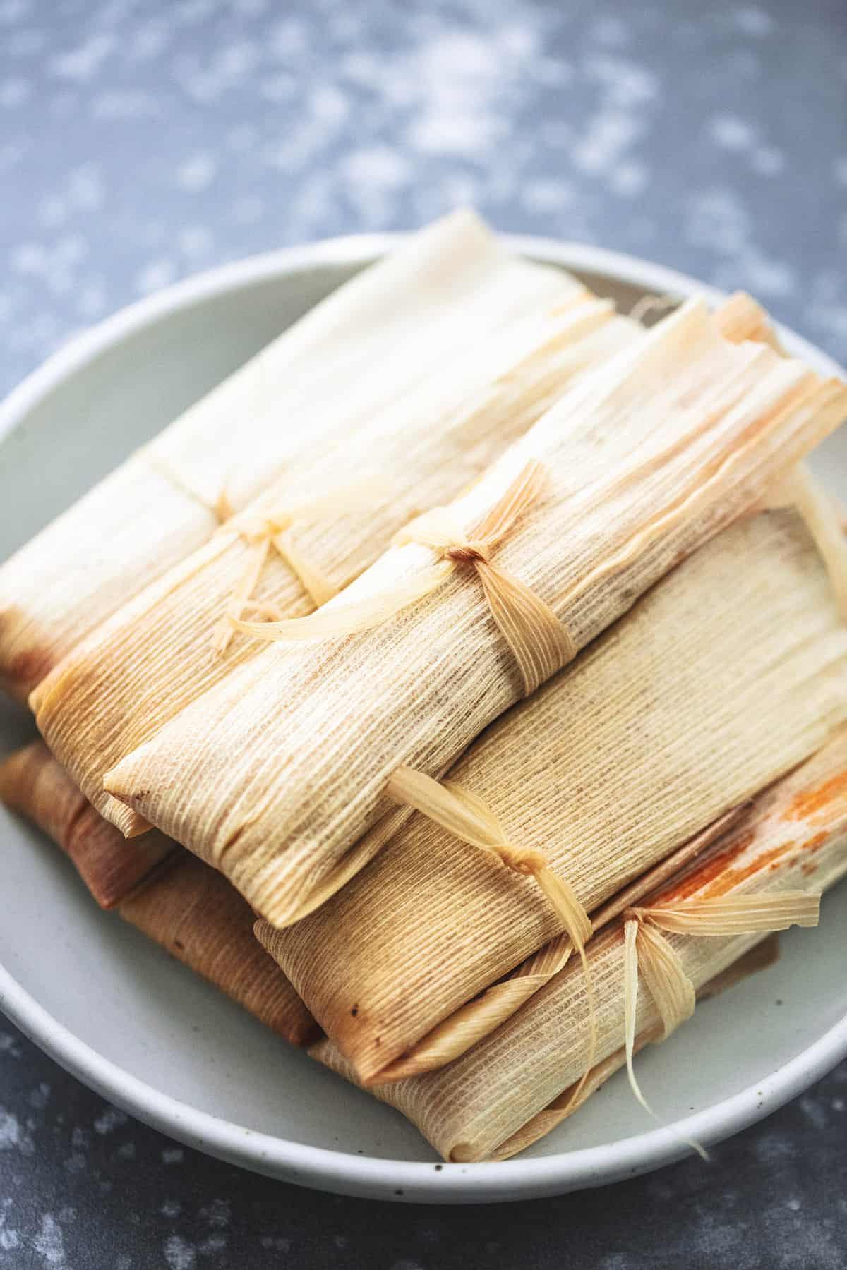 Hausgemachtes einfaches Tamales Rezept | lecremedelacrumb.com